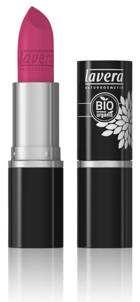 Lavera Naturkosmetik, BEAUTIFUL LIPS COLOUR INTENSE - Beloved Pink 36 - 4,5 g