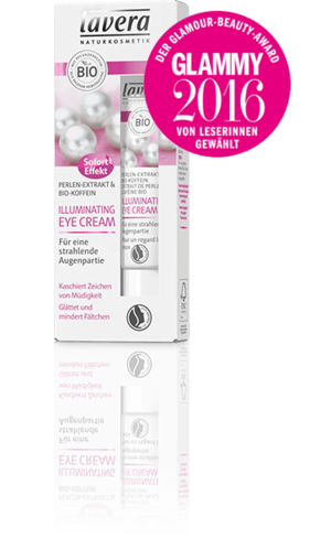 Lavera Naturkosmetik, Illuminating Eye Cream - 15 ml