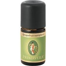 Primavera, Grapefruit komplett ätherisches Öl - 10 ml