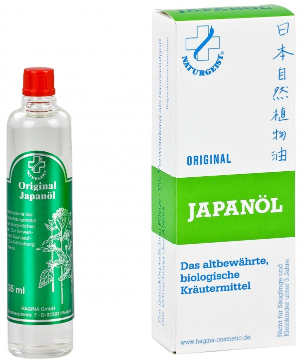 Hagina, Original Japanöl - 35 ml