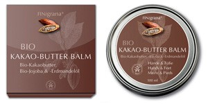 Finigrana, Bio Kakaobutter-Balm - 100 ml