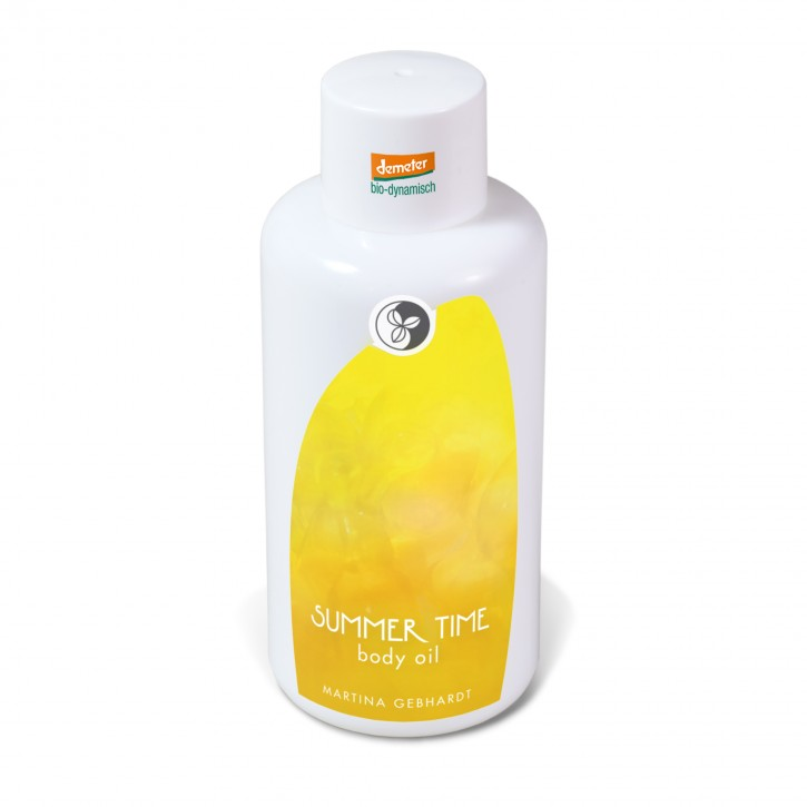 Martina Gebhardt Naturkosmetik , Summer Time Body Oil - 100 ml