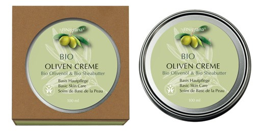 Finigrana, BIO-Oliven-Creme Soft - 100 ml