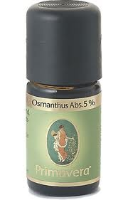 Primavera, Osmanthus Absolue 5% ätherisches Öl - 5 ml