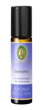 Primavera, Aroma Roll-On ,,Stressfrei'' - 10 ml