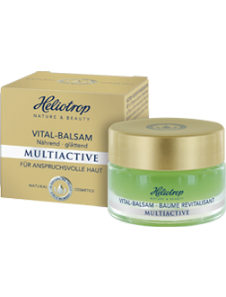 Heliotrop, MULTIACTIVE Vital-Balsam - 15 ml